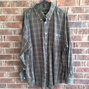 Orvis Button Down Shirt Size XLarge NWOT